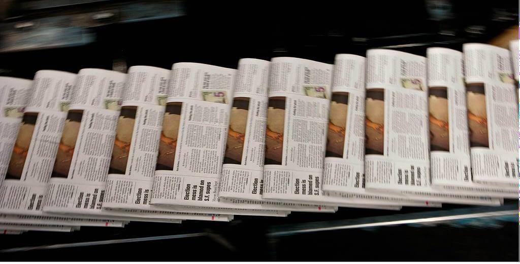 Irish Examiner newspapers