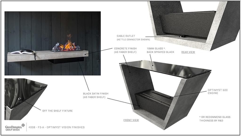 Glen Dimplex Design Project