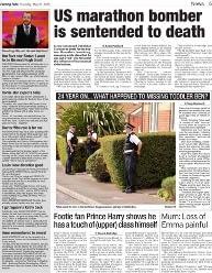 Irish Examiner newspaper
