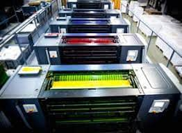 Colorman print machine