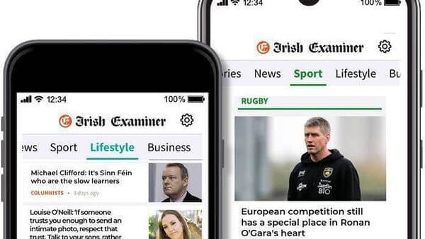 Irish Examiner Digital Newspaper