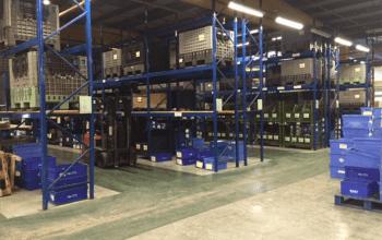 Glen Dimplex Assembly Line