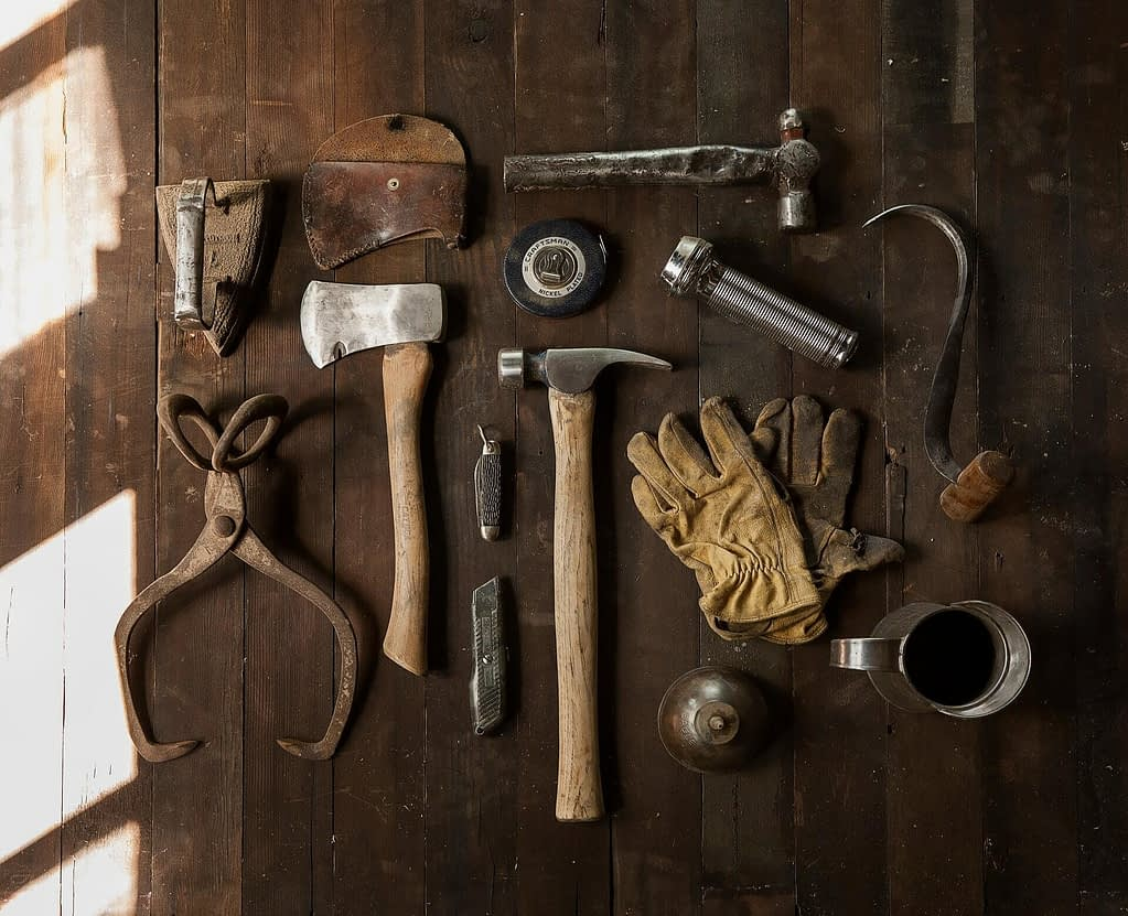 5S Workplace organisation tools