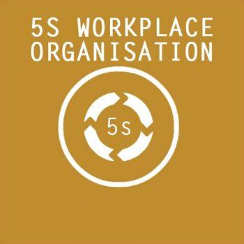 5S Workplace Organisation
