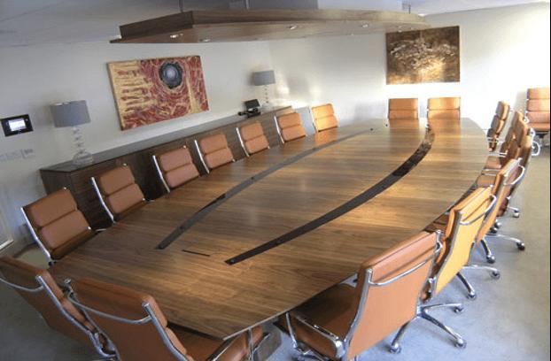 Klimmek Furniture Boardroom Table