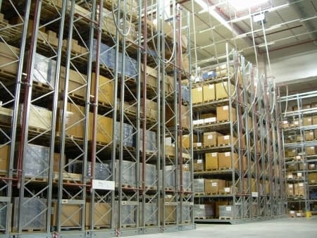 Storage Systems Pallet Racking